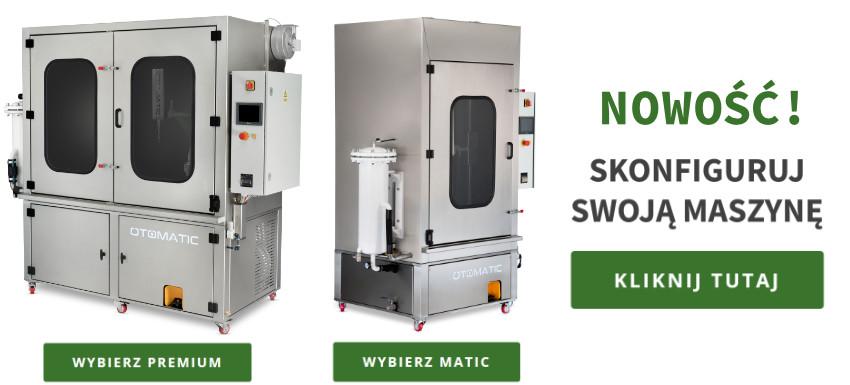 maszyny do czyszczenia dpf - Premium i Matic