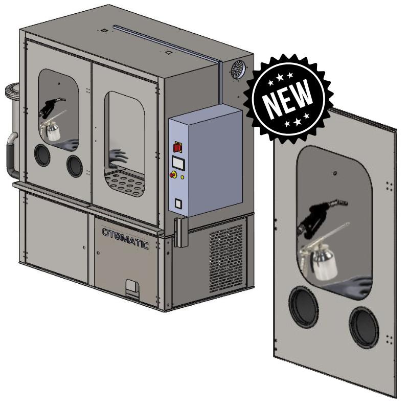 zestaw akcesoriów otomatic maszyny