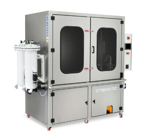 Maszyna do czyszczenia DPF Premium